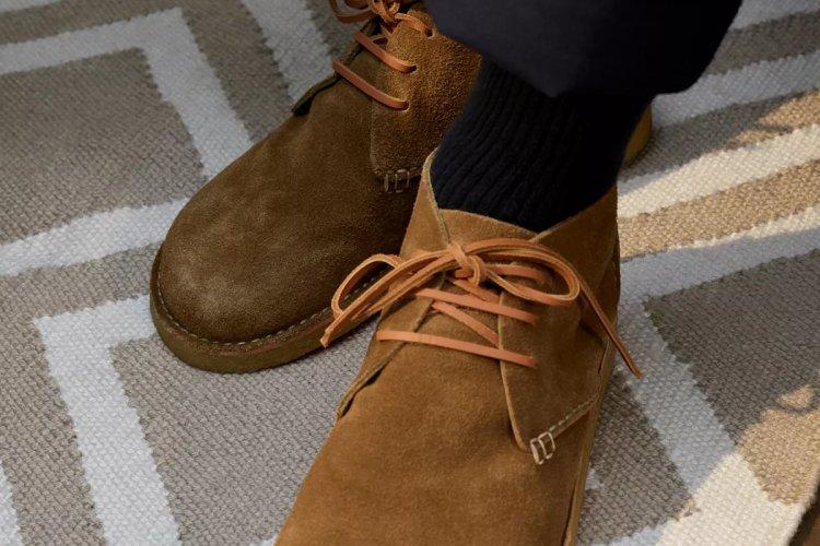 Süet Ayakkabı Temizliği