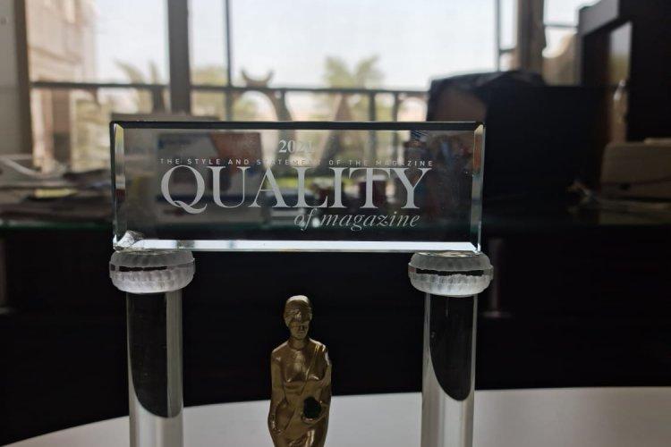 Sitarastelle markasıyla Yıldız Bulut 'En Quality Yatırımcı İş Kadını' seçildi