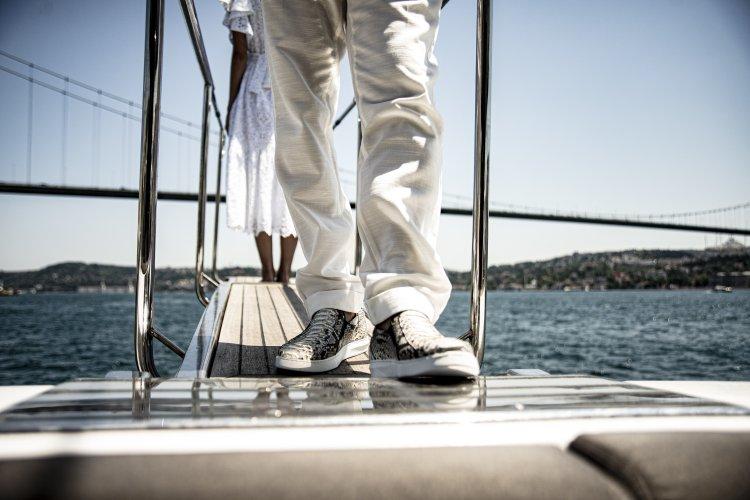 Sıcak Günlerde Kaliteli ve Çok Şık: Yazlık Deri Ayakkabı!