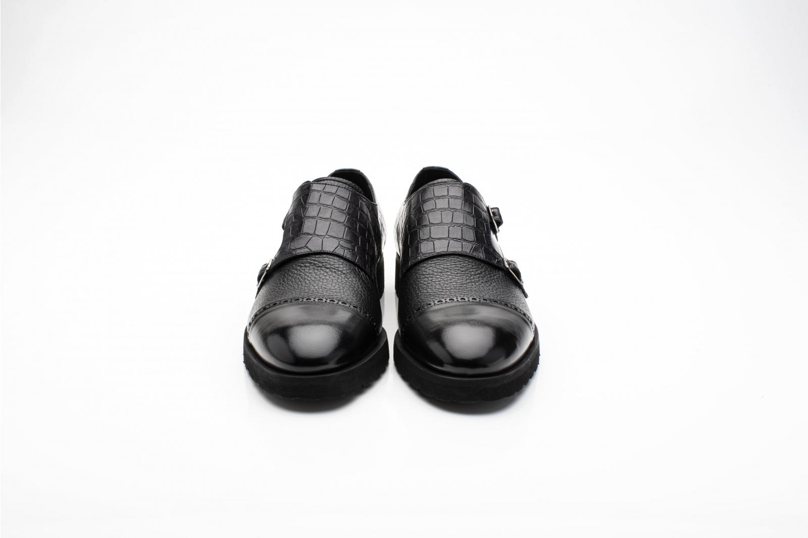 Sitarastelle Erkek Deri Klasik Loafer